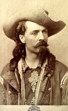 Buffalo Bill. Foto z: http://www.bbhc.org/bbm/index.cfm.