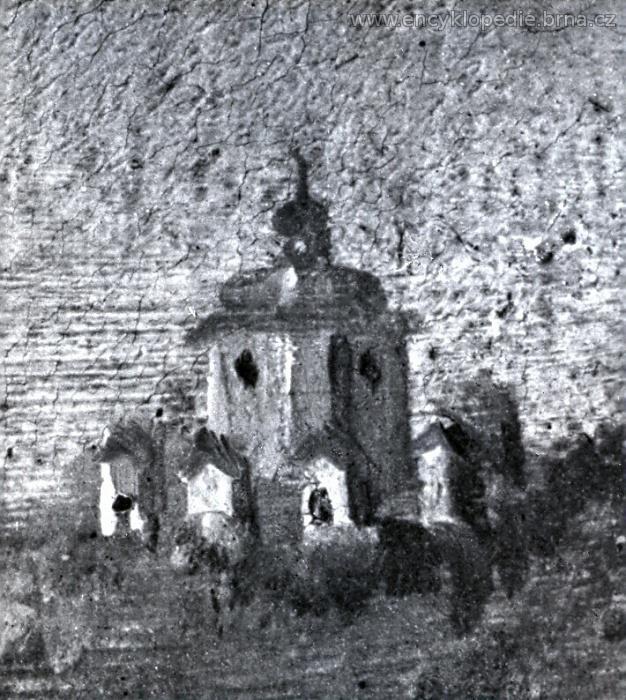 kaple kopec zavěsit