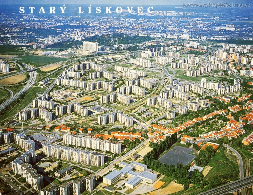 foto Starý Lískovec